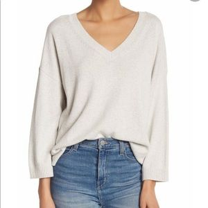 Madewell Double V Sweater size 3x